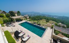 5 bedroom sunrise sea views chaweng samui